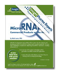 MicroRNAs: Commercial Products on the Horizon