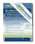 Inflammatory Disorders: Therapies That Suppress or Balance the Immune Response