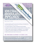 Ion Channel Modulator Pipelines