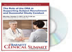 The Role of the CRA in Supporting Subject Recruitment DVD