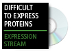 Difficult to Express Proteins